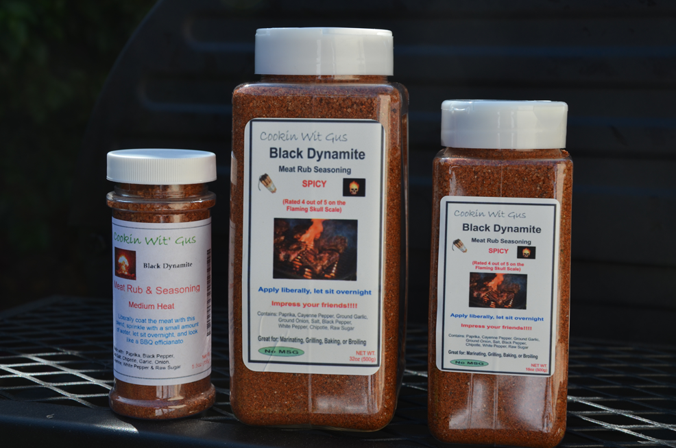 Gus's Rubs / Seasonings