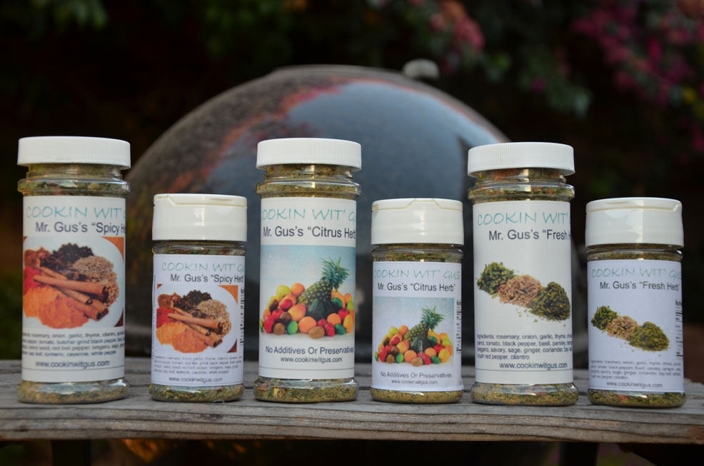 Gus's Herb Seasonings