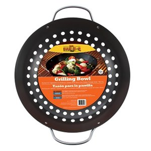 Mr B.B.Q. 10-Inch Round Non-Stick Topper