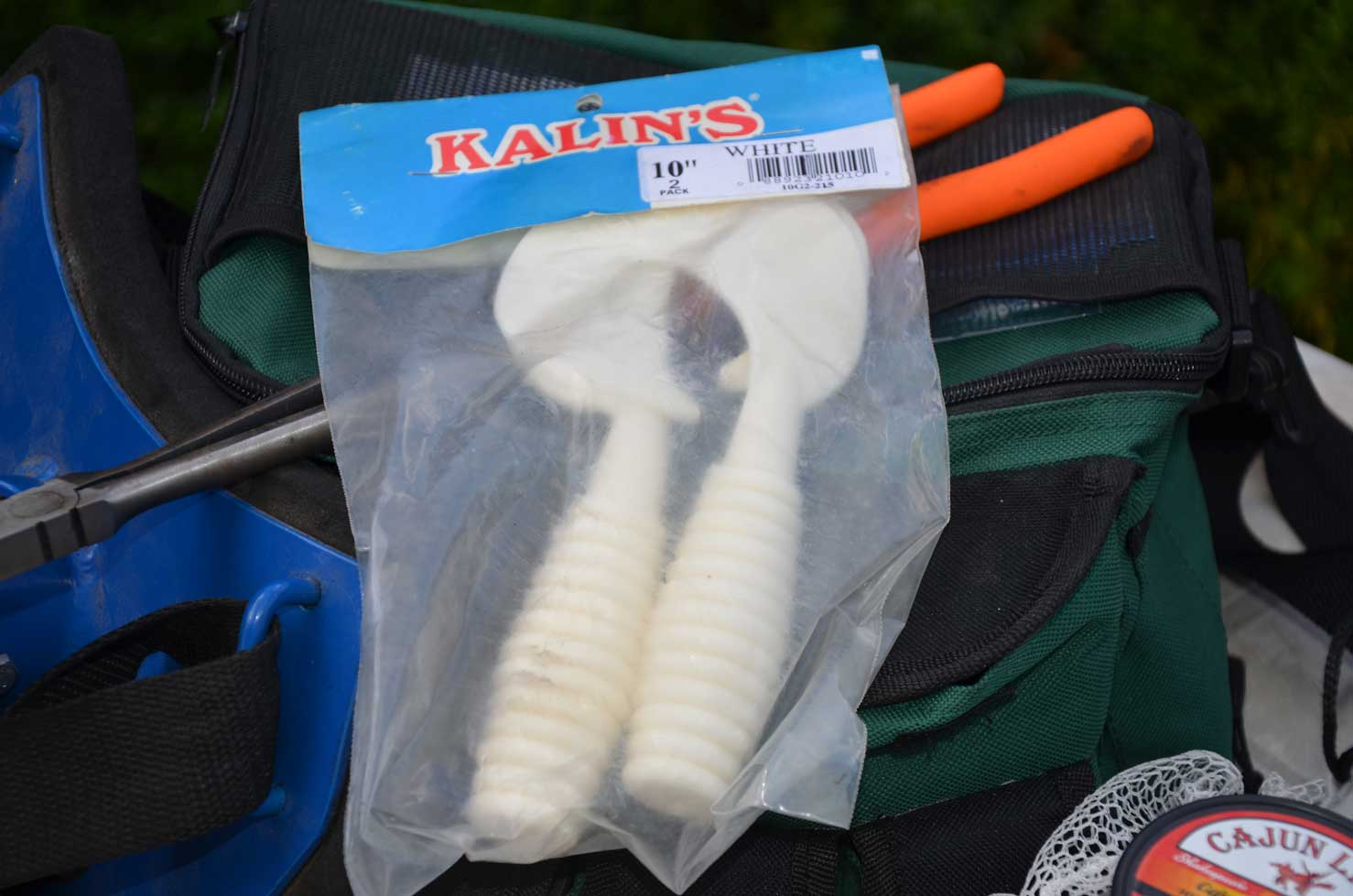 Kalin's White Grub - 10 in