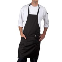 Full Length Apron - Black