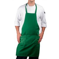 Full Length Apron - Hunter Green