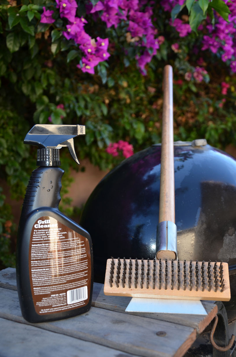 Grill Cleaning Kit