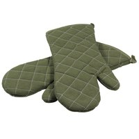 Smoker, Grill, and Oven Mits (Pair)  - Green