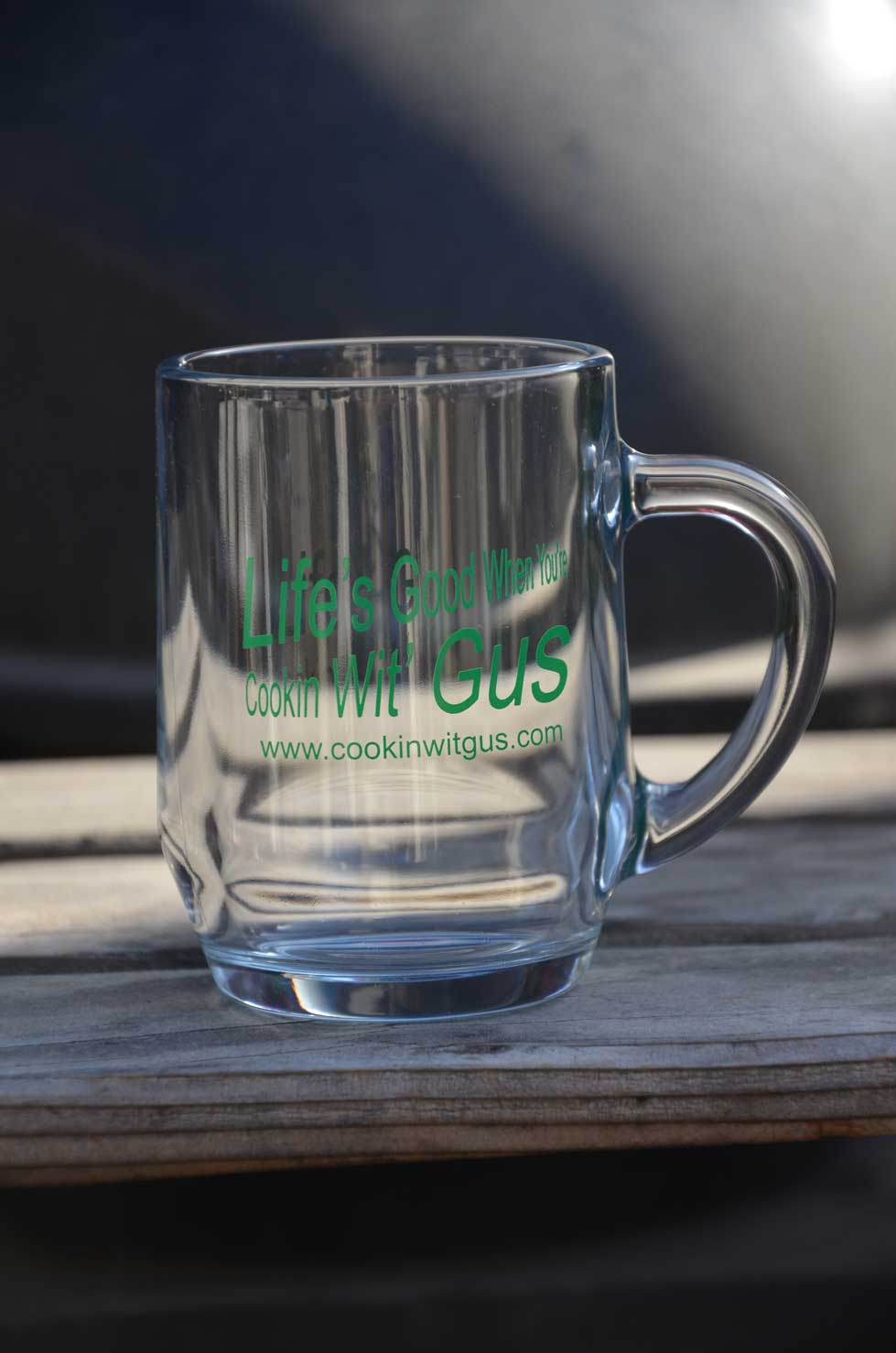 10 oz. Upright Mug