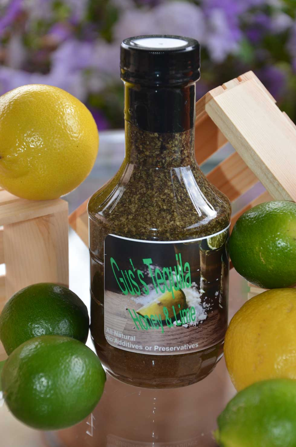 Tequilla Lime Marinade  - 16oz
