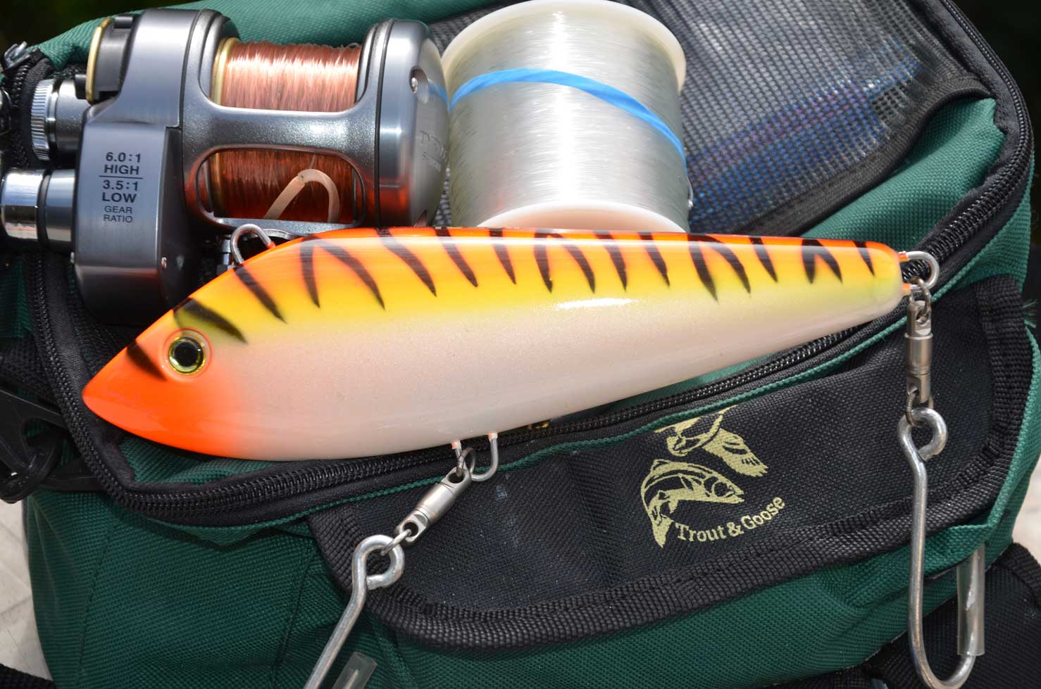 Trolling Lures - Engineering Sciences & Technology Inc
